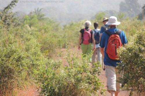 3 - Hiking in Burkina Faso